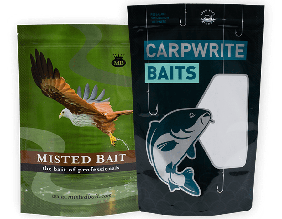 Fishing Bait Packaging & Wholesale Fishing Bait Pouches