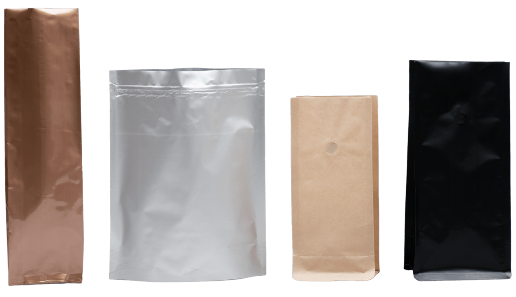 Stand Up Bulk Stock Pouches by Polypouch UK