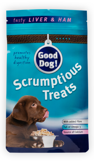 Pet Food Pouches and Bags