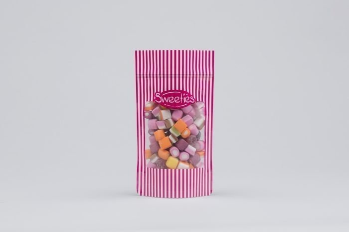 Confectionery stand up pouch by Polypouch UK