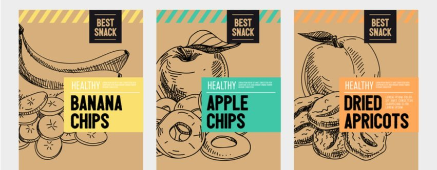Food packaging design trends 2019